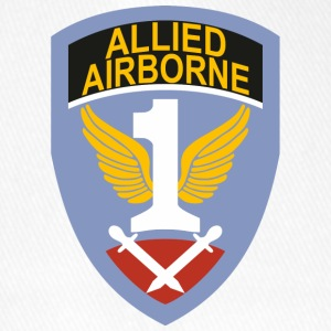 First Allied Airborne Army - Flexfit Baseball Cap