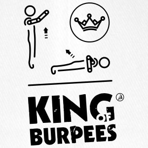 King of Burpees - Flexfit Baseball Cap