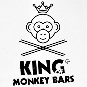 King of Monkey Bars - Flexfit baseballcap