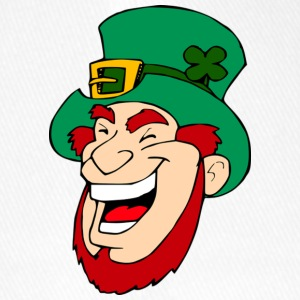 Irish Leprechaun - Flexfit baseballcap