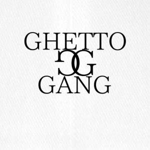 GHETTO GANG - Cappello con visiera Flexfit