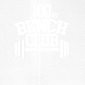 100 KG BENCH CLUB - Flexfit Baseball Cap