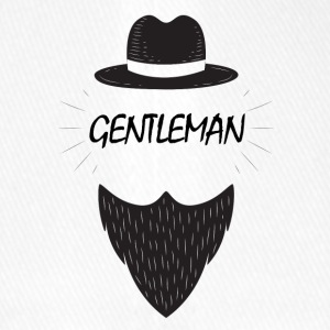 gentleman - Flexfit Baseball Cap