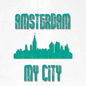 AMSTERDAM MY CITY - Casquette Flexfit