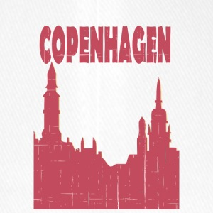 COPENHAGUE City - Casquette Flexfit