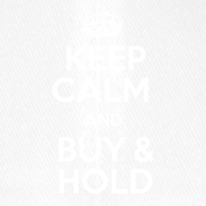 KEEP CALM AND BUY & HOLD - Flexfit Baseballkappe