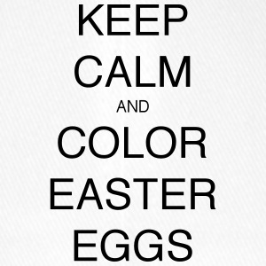 KEEP CALM AND COLOR EASTER EGGS - Flexfit Baseball Cap
