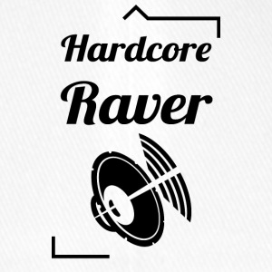 Hard Core Raver - Casquette Flexfit