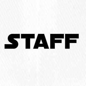 Staff in black - Flexfit Baseball Cap