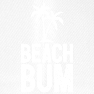 Beach Bum Cool Summer Design - Flexfit Baseball Cap