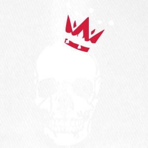 Skull Crown - Flexfit baseballcap