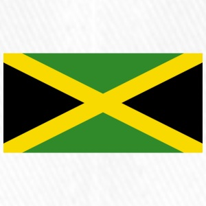 National Flag Of Jamaica - Flexfit baseballcap