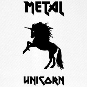 Metal Unicorn - Flexfit baseballcap