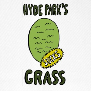 Hyde Park's Grass SUCK - Flexfit Baseball Cap