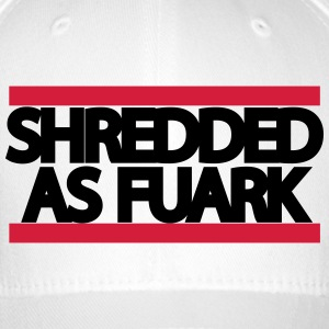 shreddedasfuark - Flexfit Baseball Cap