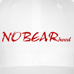 nobearhood - Flexfit Baseball Cap
