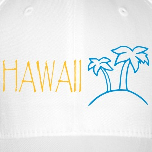 HAWAII - SIMPLE - Flexfit baseballcap