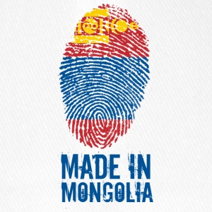 Made In Mongolia / Mongolei / Монгол Улс - Flexfit Baseballkappe