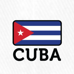 National Flag Of Cuba - Flexfit baseballcap
