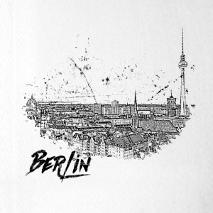 Berlin - City - - Casquette Flexfit