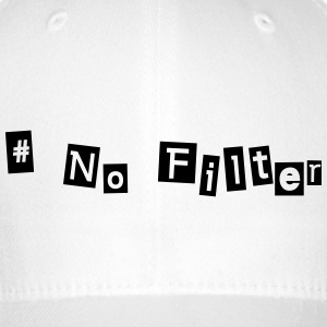 # No filter - Flexfit Baseball Cap