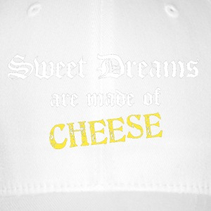 sweet dreams are made of cheese - Flexfit Baseballkappe