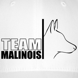 TEAM MALINOIS - Flexfit basebollkeps