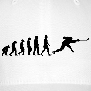 evolution hockey - Flexfit Baseballkappe