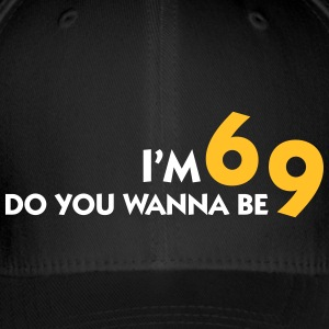 I Am 6 Want To Be My 9? - Flexfit Baseball Cap