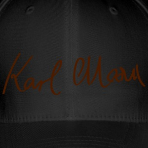 Signature of Karl Marx - Flexfit Baseball Cap