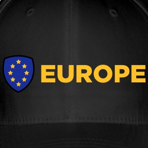The Union Flag Of Europe - Flexfit Baseball Cap