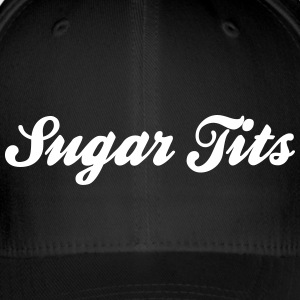 Sugar Tits - Flexfit Baseball Cap