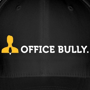 Macho Quotes: Office Bully! - Flexfit Baseball Cap