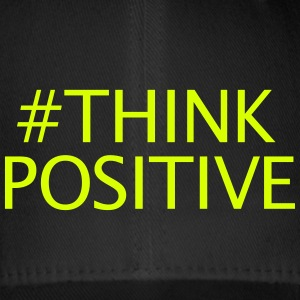 #thinkpositive - Flexfit Baseballkappe