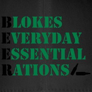 Blokes Everyday Essential Rations - Flexfit Baseball Cap