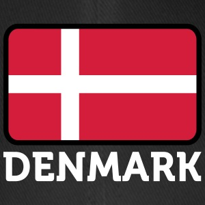 Drapeau national du Danemark - Casquette Flexfit