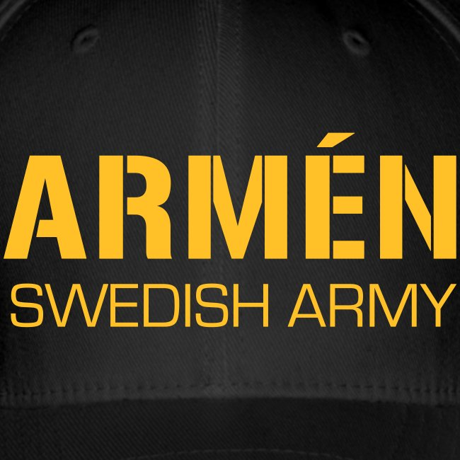 ARMÉN -Swedish Army