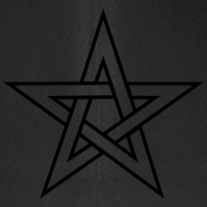 Pentagram, pentacle, magic, symbol, hexerei, - Flexfit Baseballkappe