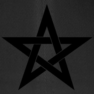 Pentagram, pentacle, magic, symbol, witchcraft - Flexfit Baseball Cap