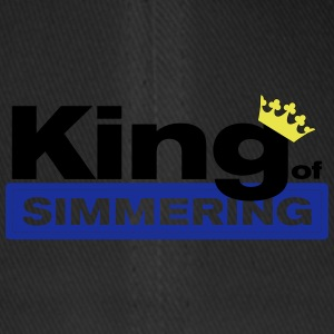 King of Simmering - Flexfit Baseballkappe