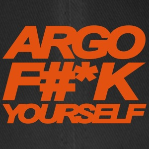 ARGO FUCK YOURSELF - Flexfit Baseball Cap