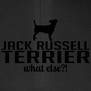 JACK RUSSELL TERRIER what else - Flexfit Baseball Cap
