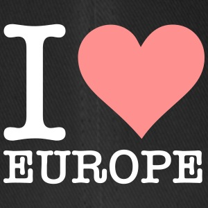 I Love Europe! - Flexfit Baseball Cap