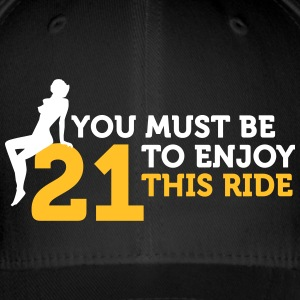 This Ride Is Only For Men Over 21 - Flexfit Baseball Cap