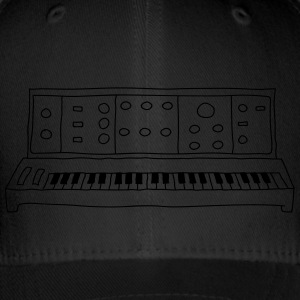 Analog-Synthesizer - Flexfit Baseballkappe