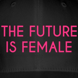 future is female - Flexfit Baseball Cap