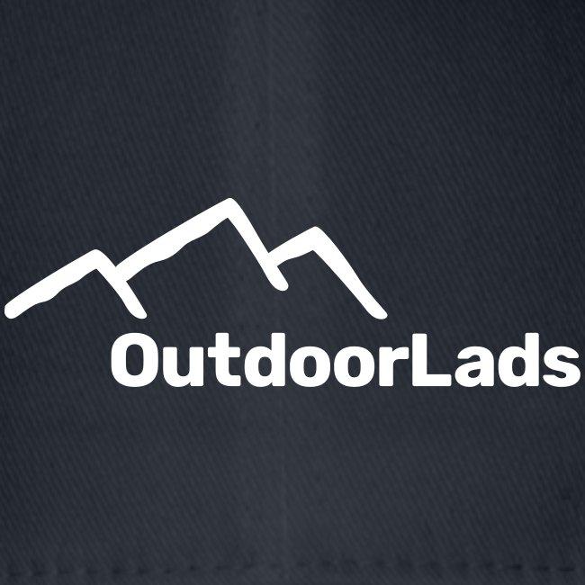 New OutdoorLads Logo Wht