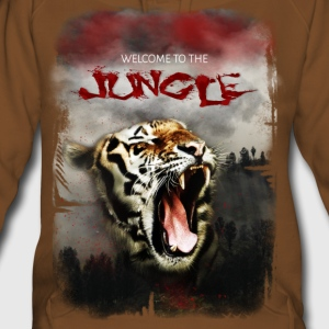 Welcome to the jungle - Frauen Premium Hoodie