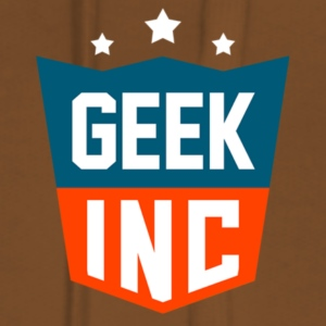 geek Inc. - Premium hettegenser for kvinner