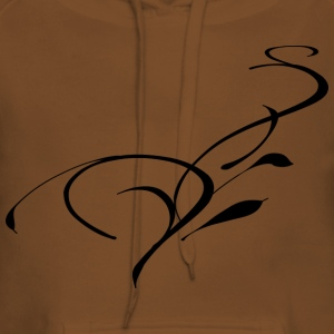 abstract lines - Women's Premium Hoodie